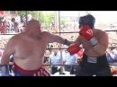 War on the Shore: Dieter vs. Butterbean