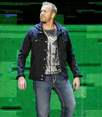 WWE Titantrons - Christian Theme Song 2011.