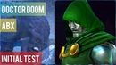 Doctor Doom - 1.2m ABX 60lvl
