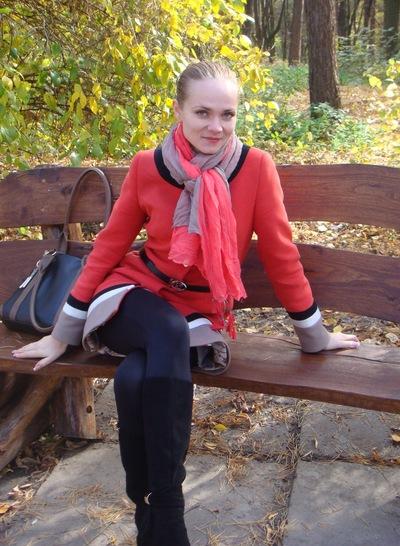 Анна Романенко, 7 апреля 1986, Черкассы, id18035166