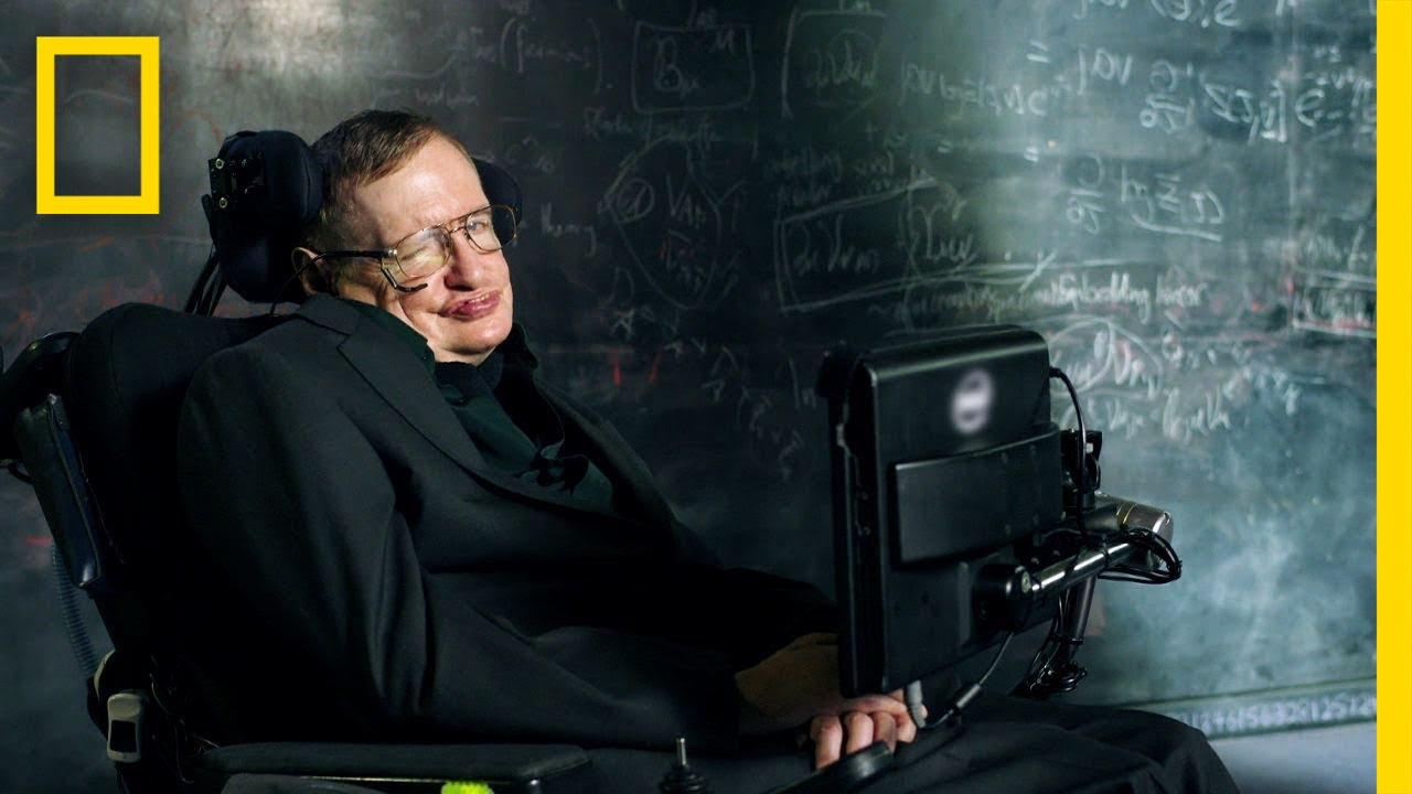 Stephen William Hawking Oxford 1942 január 8 Cambridge 2018 március 14 vezető angol elméleti fizikus Nem csupán kiemelkedő szakmai sikerei által