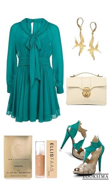 Нежные цвета в образе стилиста Алины Битаровой