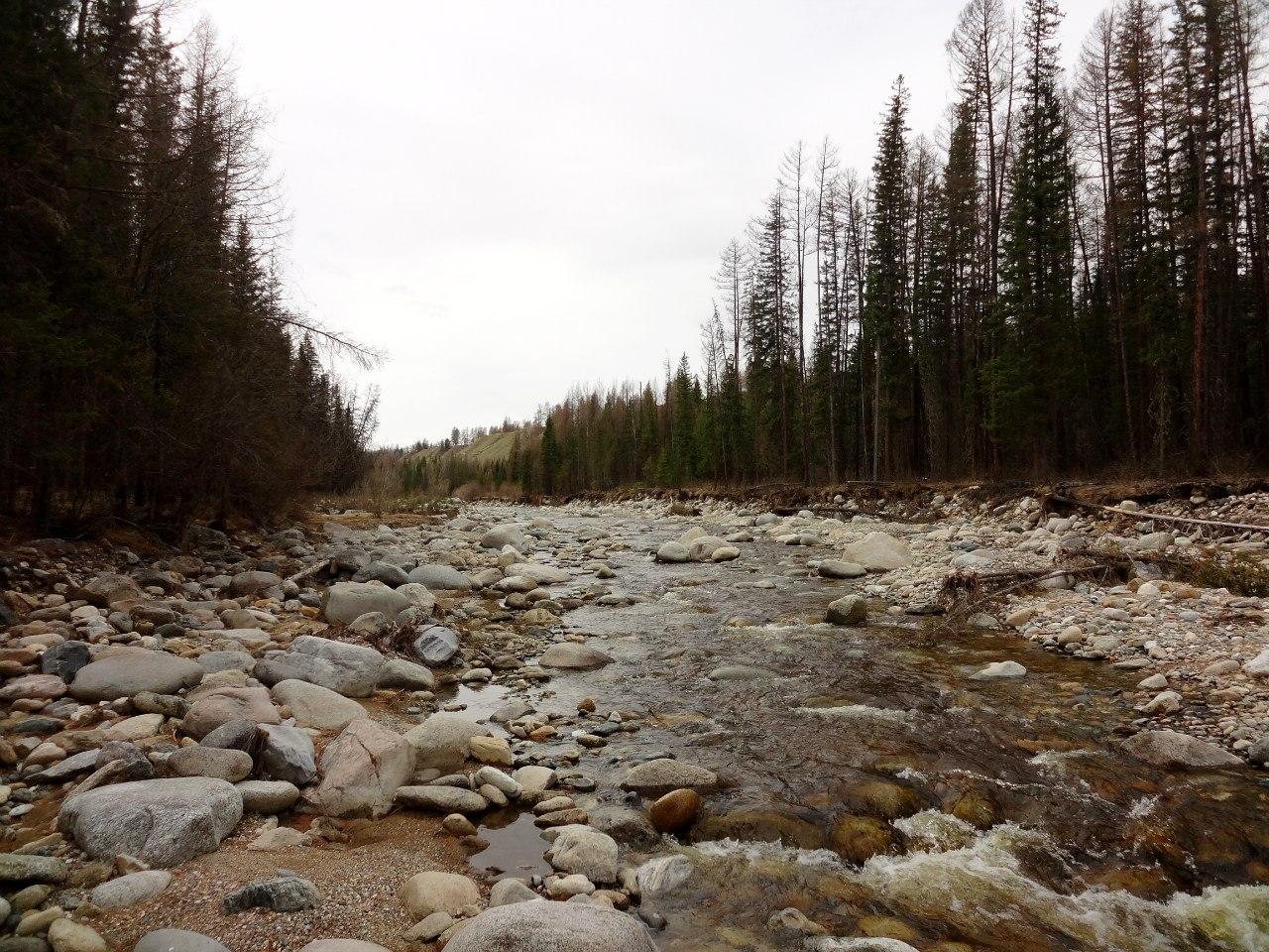 Река Улаган