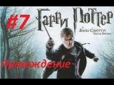 Гарри Поттер и Дары Смерти. Часть 1. Прохождение(7 часть)