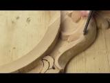 Как сделать резные часы 2 часть, резьба по дереву