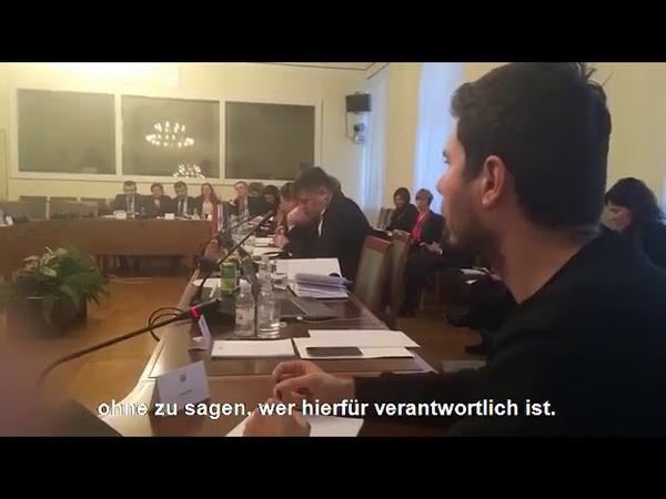 Kroate nennt das Kind beim Namen spricht pure Wahrheit über die EU
