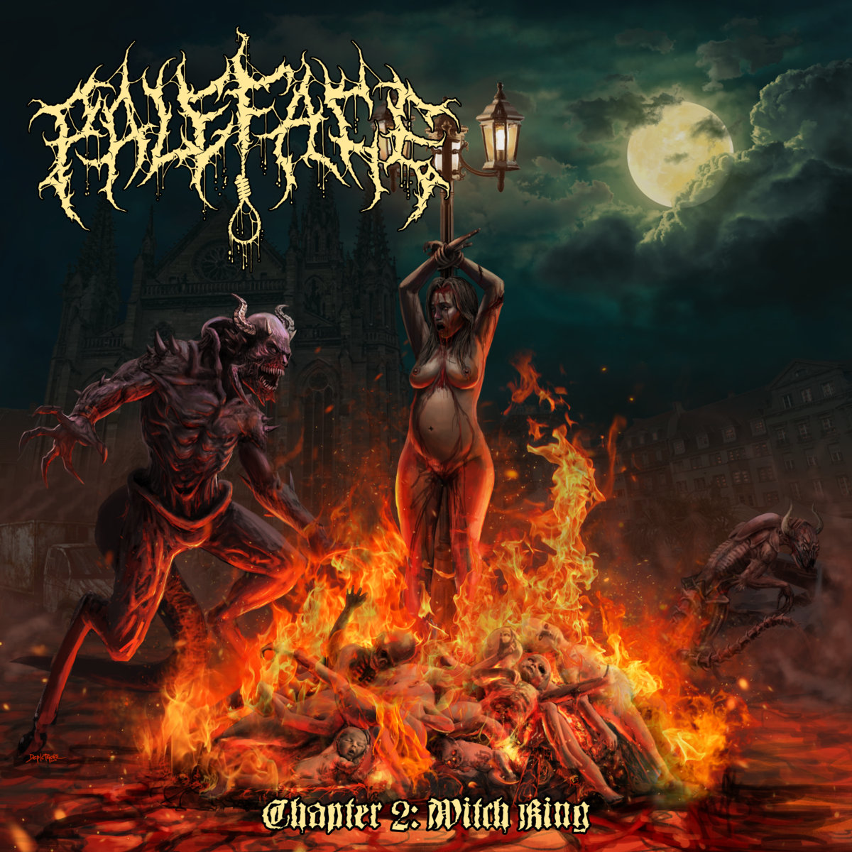 Paleface - Chapter 2: Witch King [EP] (2019)
