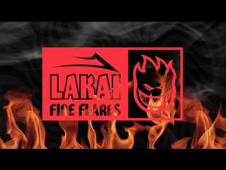 LAKAI : FIRE FLARE COMMERCIAL !!!