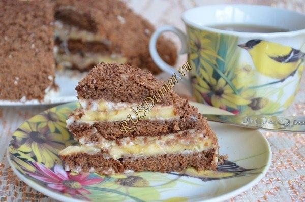 торт из пряников рецепт и фото