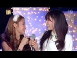 [29.12.13] SBS Gayo Daejun Opening: Sleigh Ride