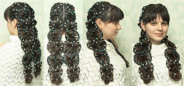 Сногсшибательная красота волос