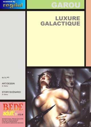 Luxure Galactique