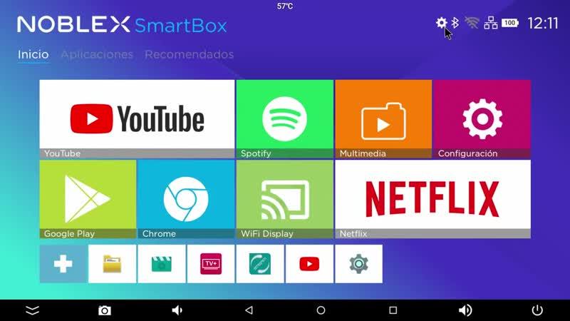 Крутой ТV-Box VORKE Z5 для вашего телевизора! Двойной WiFi!