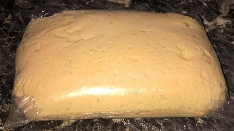 Тесто как пух. Универсальное дрожжевое тесто проще простого. Тесто за 5 минут для любой выпечки.
