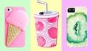 DIY Phone Case Life Hacks! 6 Phone DIY Projects Popsocket Crafts!