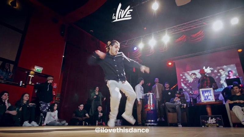 Le Live International Locking Battle Final | Lee vs Chambalock | Danceproject.info