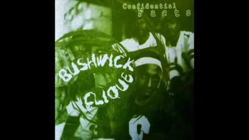 Bushwick Clique - Street Warz Scarz (1996)