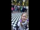 Полина брейк данс на Рыжем фестивале 1