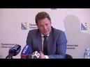 Пресс конференция губернатора Севастополя без купюр