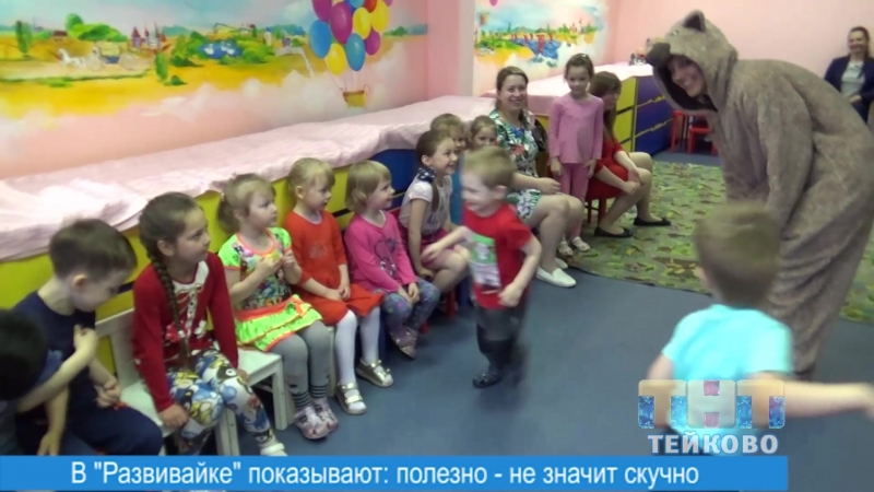 Детский сад Развивайка посетили врачи областной детской больницы.