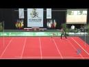 Marina CHERNOVA Revaz GURGENIDZE Russia Euroacro 2013
