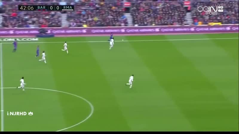 Neymar vs Real Madrid _ El Clásico _ 3_12_16 _ HD