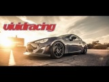 Scion FRS Smoking Tires and Drifting