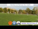 Оренбург - Флагман-Сервис 25. Обзор голов