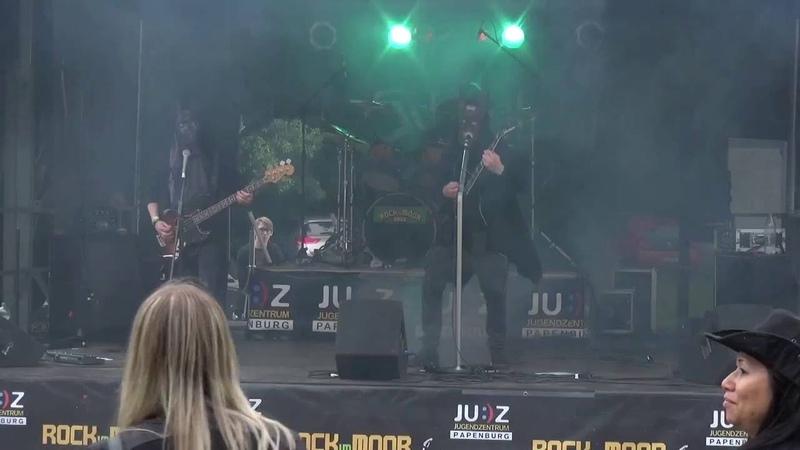 Schakal Live - Schatten von Babylon, Rock im Moor Papenburg 11.06.2016