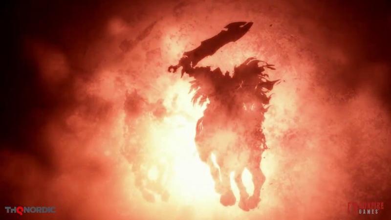 Darksiders Lore The Horsemen