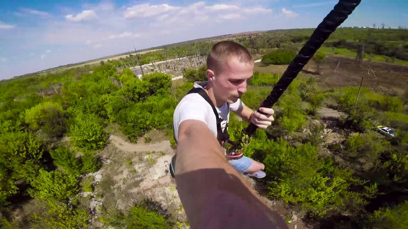 5 | NO FEAR | ROPE JUMPING | ROSTOV-ON-DON | 05.08.2018