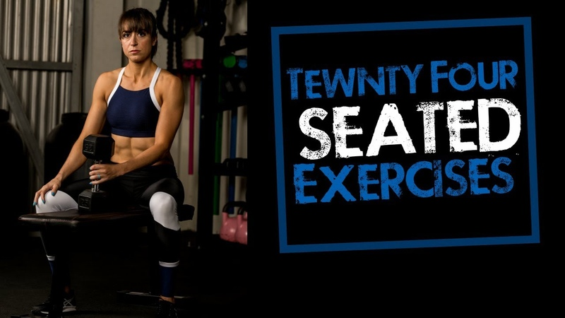 24 Seated Exercises