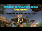 Magplar DPS - Brightmage - Veteran Blackrose Prison Build ESO Wrathstone
