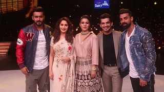 Helicopter Eela Movie Promotion On The Sets Of Dance Deewane | Kajol, Madhuri Dixit