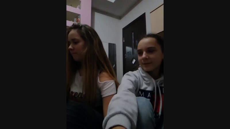 Аня Ерашова - Live