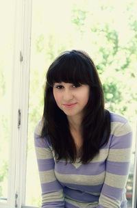 Анна Сердюкова.