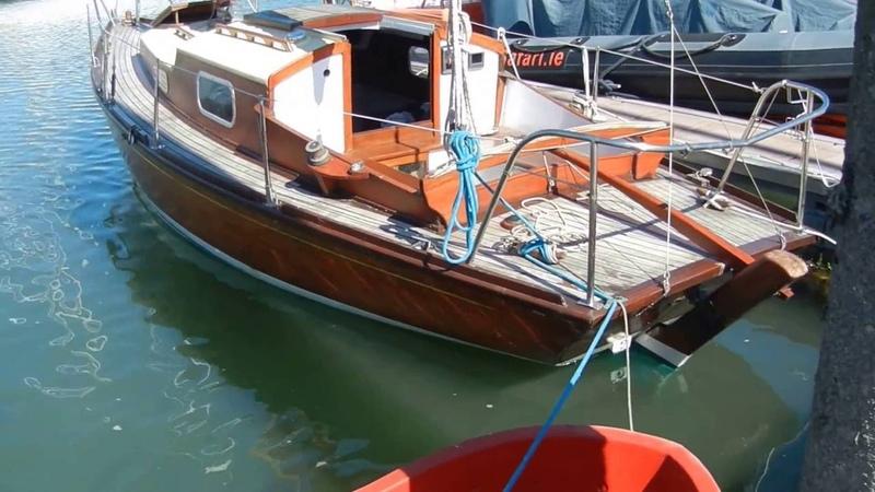 Folkboat for sale in Cork