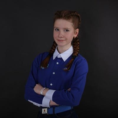 Анастасия Надтачаева