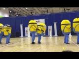 Minions Dance Routine Teams - Ceroc Wellington - Bananas! - Ceroc NZ National