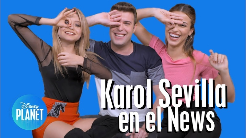 ¡Challenges con Karol!   Disney Planet News 55