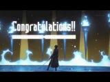 Sword Art Online {-Amv-} {Kirito Story} {MZ HYDE BY HALESTORM}