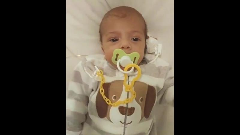 Малыш нуждается в вашей вашей помощи ! Пожалуйста, помогите ребенку !