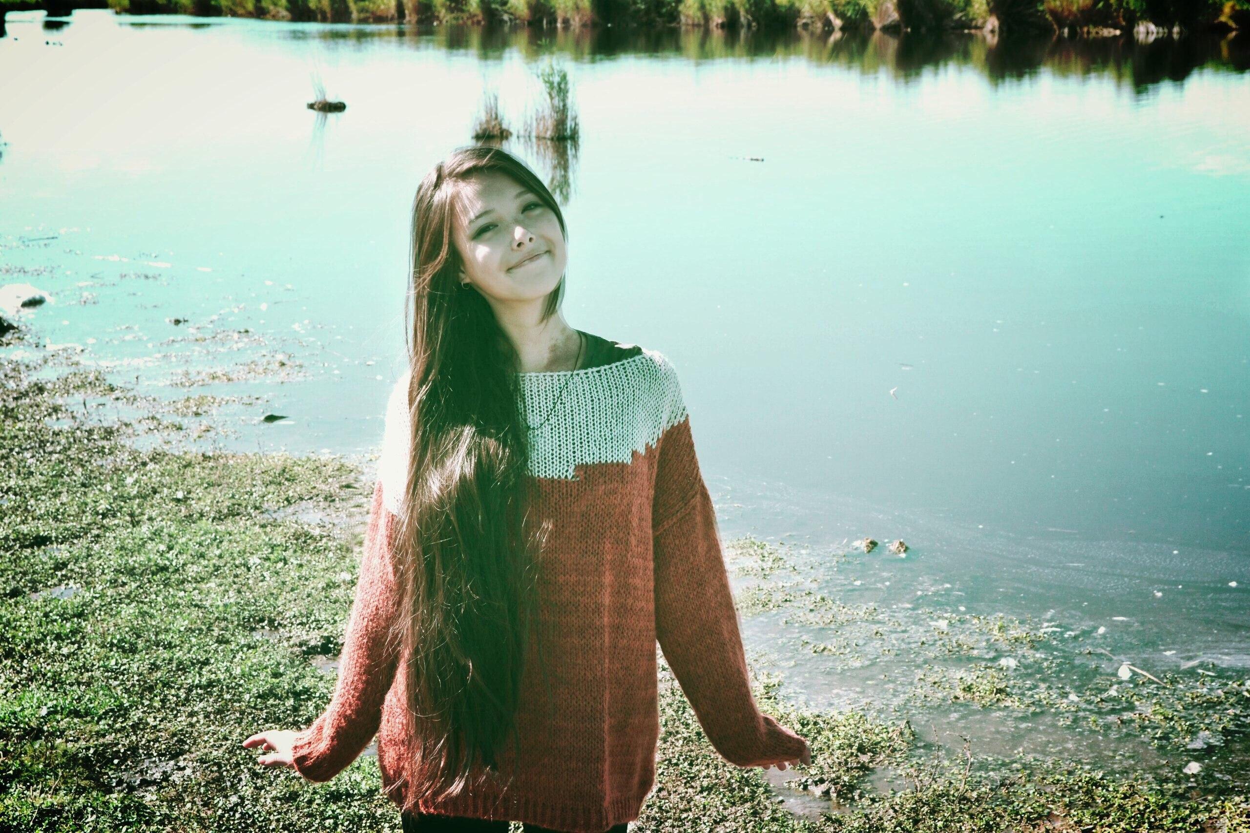 Фото простой девушки 6 фотография