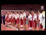 Polska - Serbia 3 : 0 Hymn Narodowy 30.08.2014
