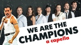 Rain Drops - We Are The Champions (Queen a capella cover)