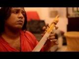 Dotara by Sandip Samaddar, playing Bengali traditional and beyond. Dhakuria, Kolkata, India