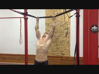 No normal muscle up with +32kg.