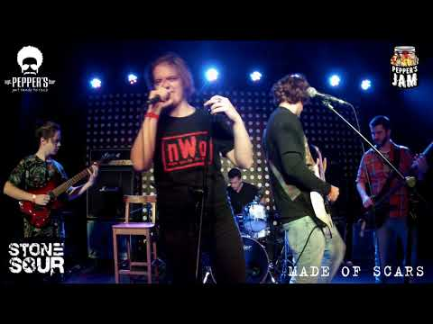 Stone Sour cover - Made Of Scars Pepper's Jam @Sgt.Pepper's Bar|22