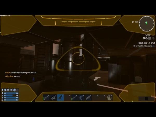 Empyrion: Galactic Survival Разбираем базу,Шопинг,Приключения,на Тысячелетним Соколе