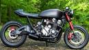 😎 Мотоциклы - КафеРейсеры (Cafe Racer) ☕!